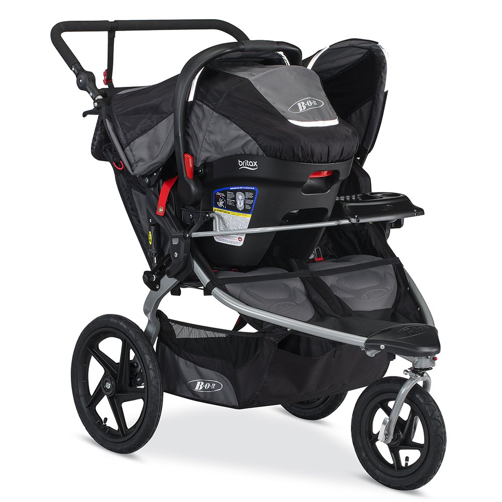 Britax And Bob Infant Car Seat Adapter For Bob Duallie Jogging Strollers