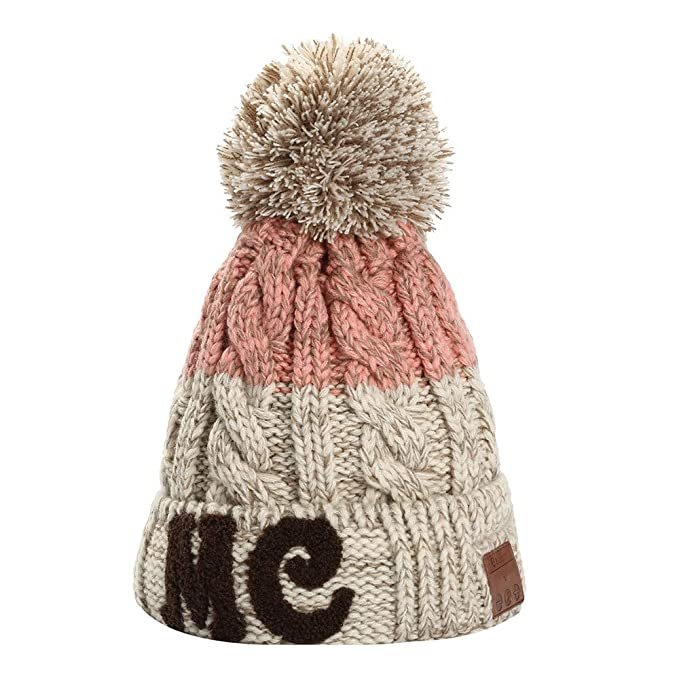 di Lana Berretto delle Signore delle Donne Beanie Hat Pera Sci Snowboard  Hat di Moda Berretto Baseball f973443cf96b