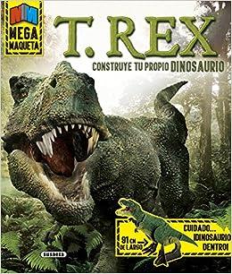 T. Rex, construye tu propio dinosaurio: Scott Forbes ...
