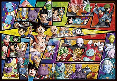 - ensky Jigsaw Puzzle Dragon Ball Super Whole Universe Large Adventure! 1000 Piece KWD-1000T-02