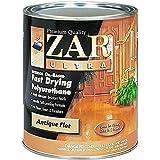 ZAR 33912 Antique Flat Ultra Fast Drying Polyurethane by ZAR