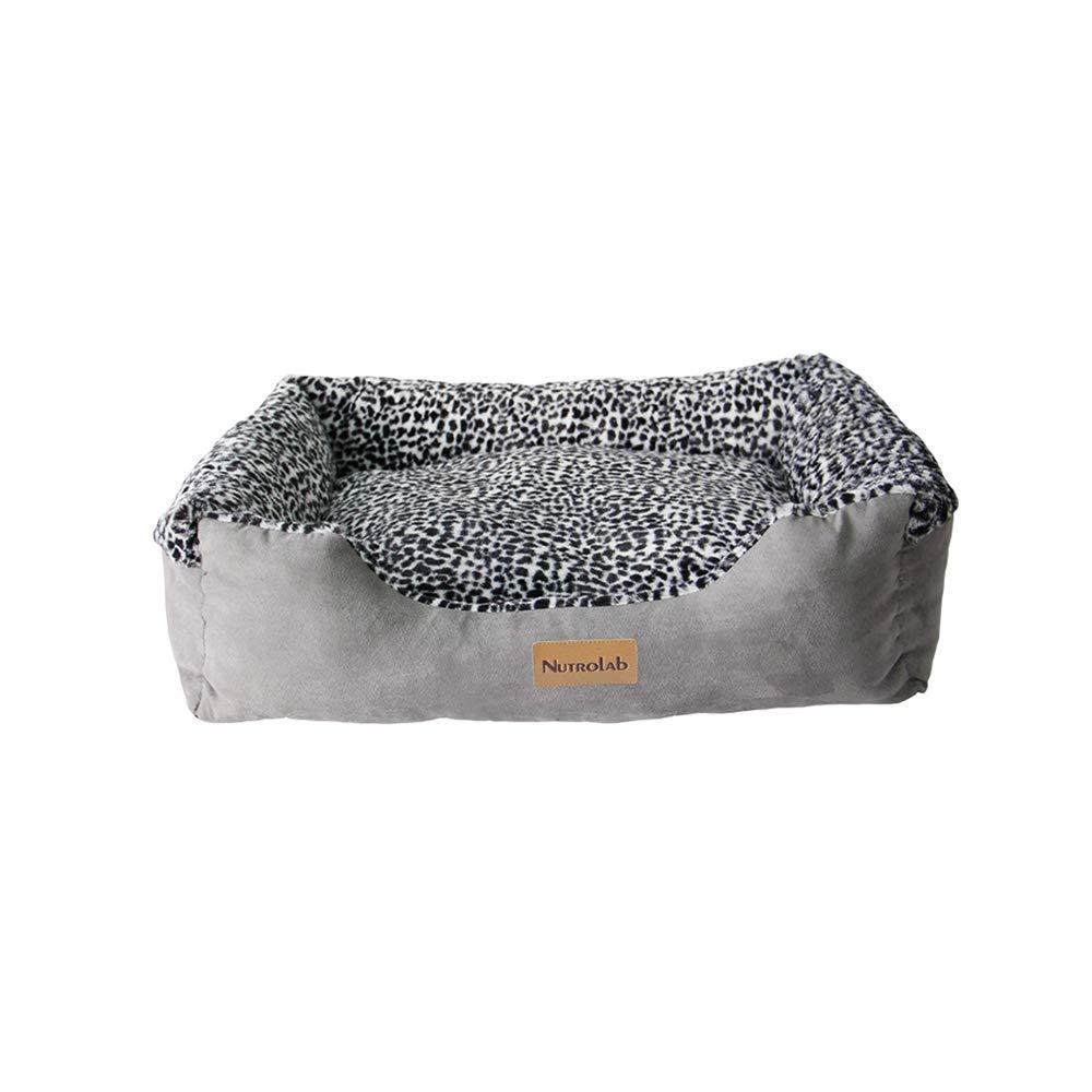 YQQ Cuccia, Nido di Gatto Letto per Cani Lavabile Resistenza al Morso Cotone PP 70  60  20CM