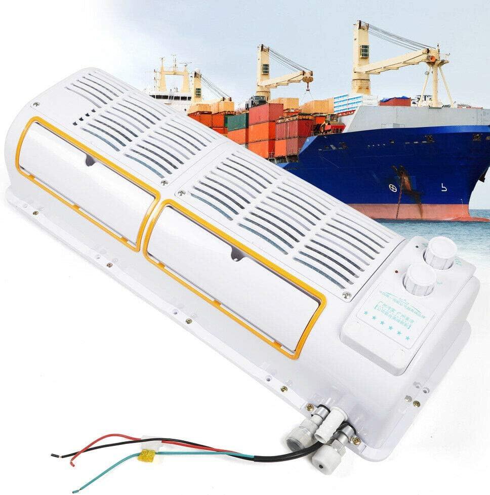 18000BTU//h Car Evaporator Air Conditioner Fan Cooling System Kit 12V Vehicle US Shipment