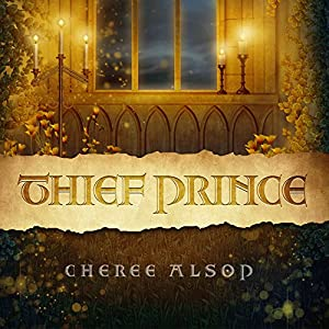 Thief Prince Audiobook