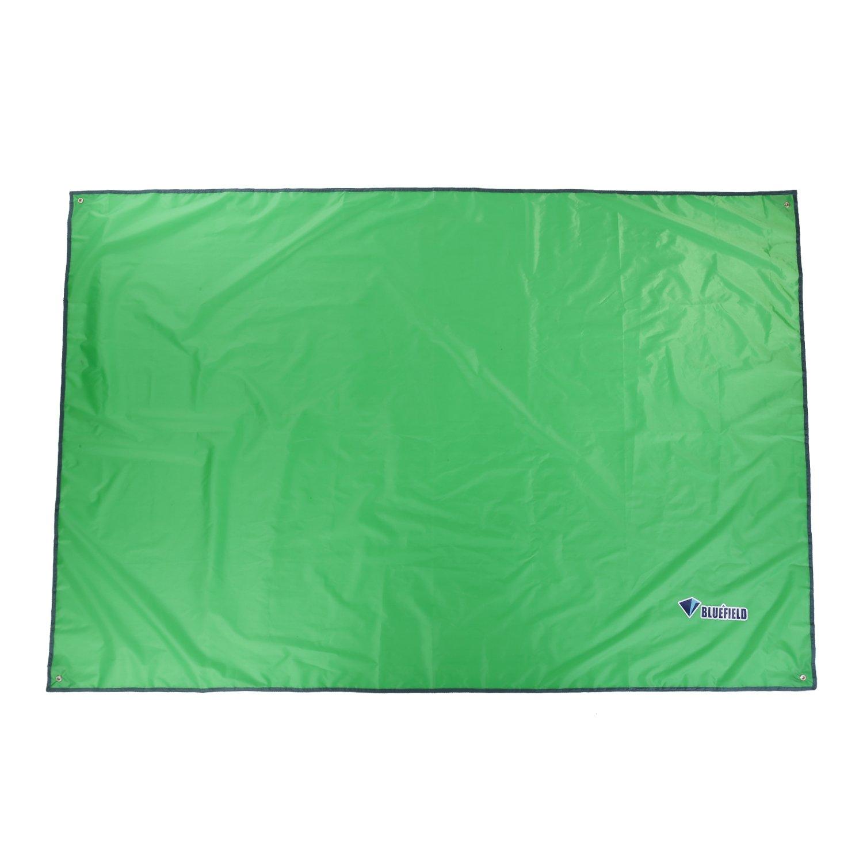 OUTAD Toldo impermeable de Lona Nylon para Tienda de Campaña Picnic Terraza Alfombra Manta de Viaje