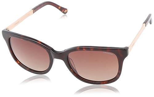 Amazon.com: Polaroid x8407s polarizadas Wayfarer anteojos de ...
