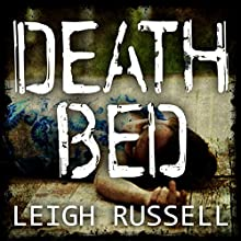 Death Bed: Geraldine Steel Series, Book 4 Audiobook by Leigh Russell Narrated by Lucy Price Lewis