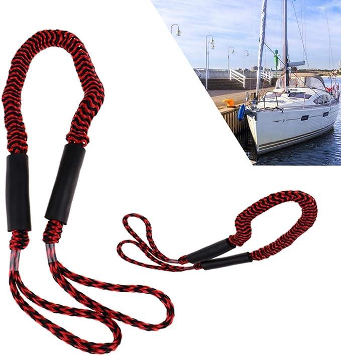 BS3 breveté bateau ancre corde Titulaire Taquet D/'Amarrage Dock Tie Down Pêche Blanc