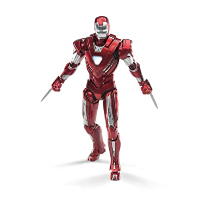 1/12 Omni class Collectible Figure Iron Man Mark 33 Silver Centurion