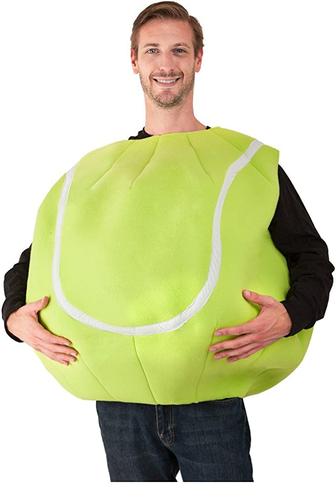 tennis ball costume halloween amazon