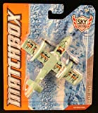 BLAZE BUSTER * NATIONAL PARK * Die-Cast 2012 MATCHBOX Sky Busters Series Airplane