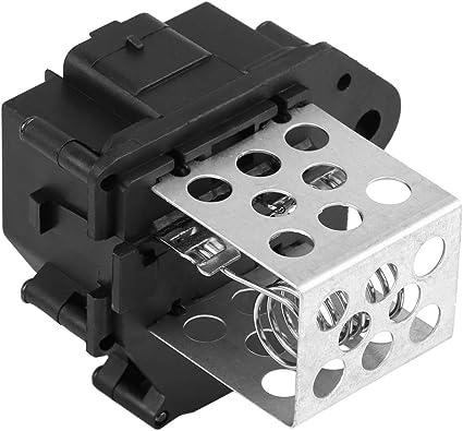 KIMISS HVAC Resistencia del motor del soplador, controlador de ...