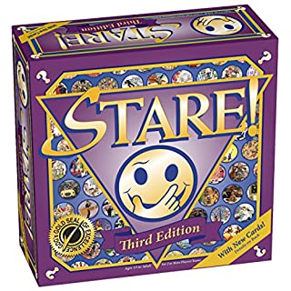 Stare Family Board Game - 3rd Edition for Ages 14 and up