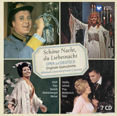 Price comparison product image Opera Series: Schone Nacht, Du Liebesnacht