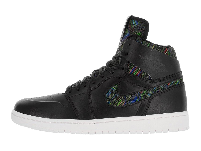 Amazon.com | Nike Jordan Men\u0027s Air Jordan 1 Ret High Nouv BHM Basketball  Shoe | Basketball