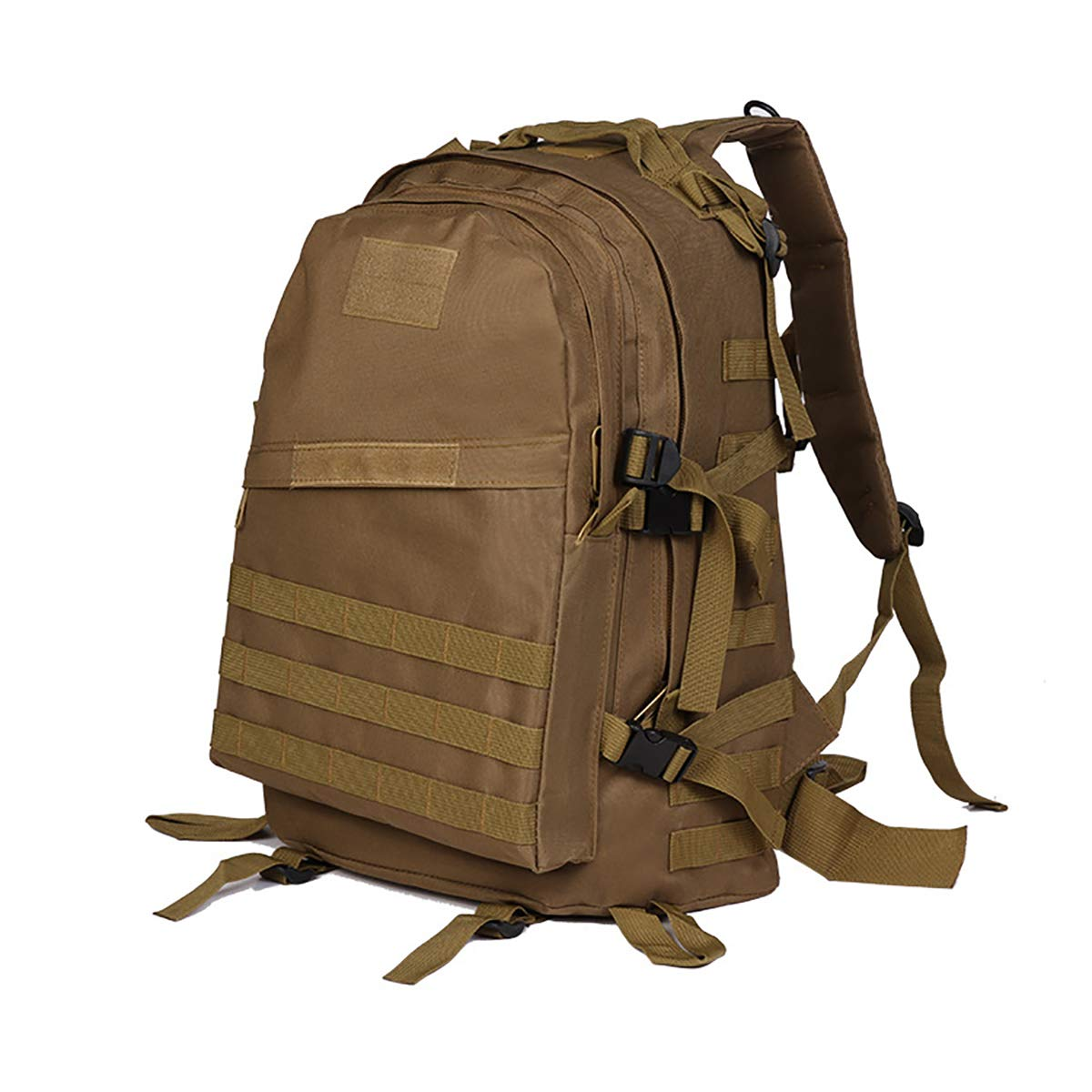 Amazon.com : ZUZEN Outdoor Sport Military Tactical Climbing Mountaineering Backpack Camping Hiking Backpack Travel Outdoor Bag, A : Sports & Outdoors