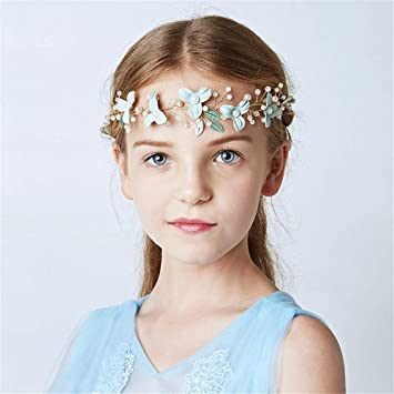 Peng Sounded Boutique Kinder Haar Schleife Hochzeit Frisur