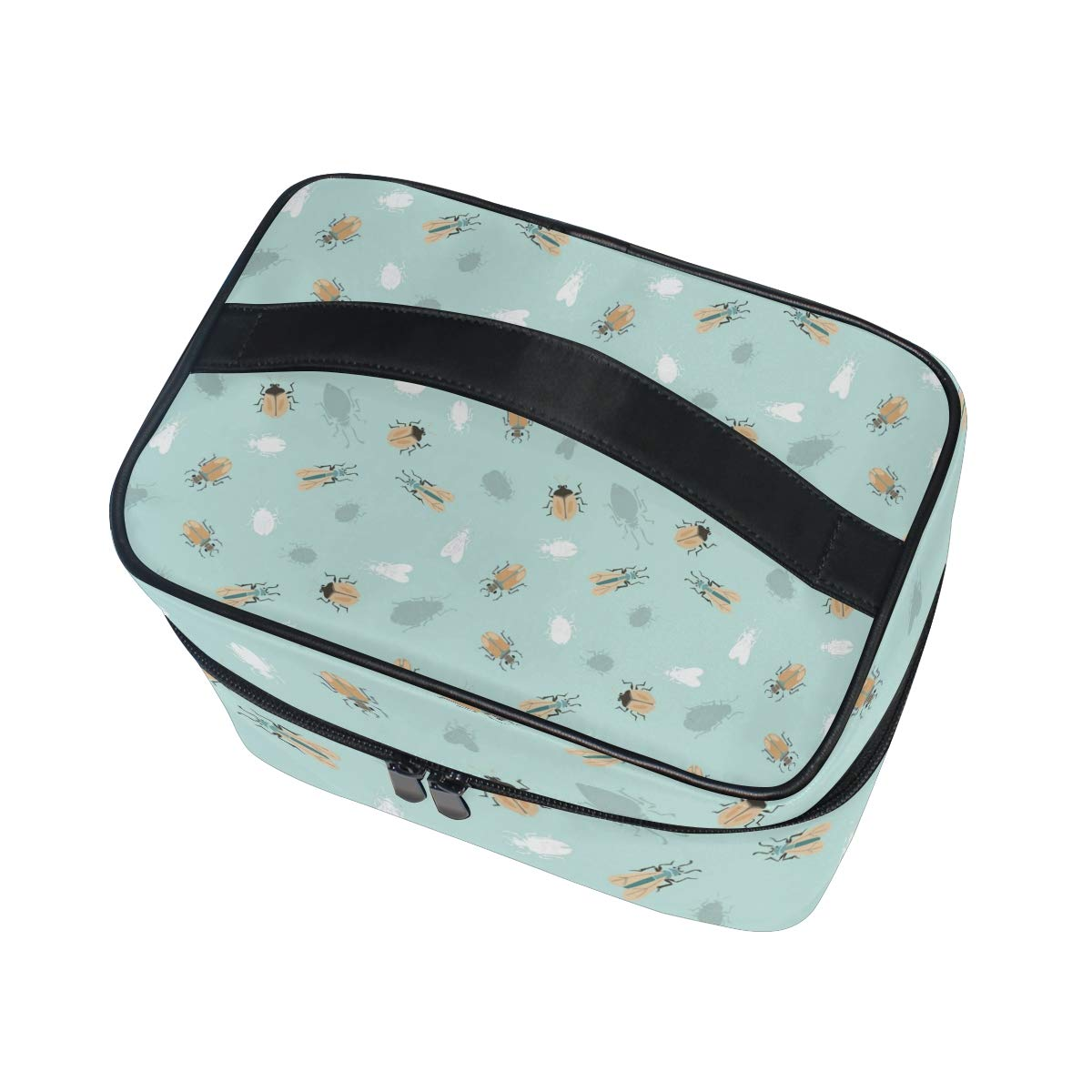 d7c622af0bcd Amazon.com : Dragon Sword Ladybug Party Cosmetic Toilet Bag for ...