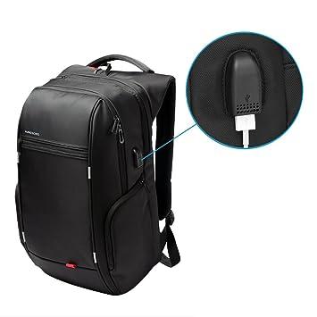 inkerscoop portátil mochila mochilas Business con USB Contraseña de seguridad para portátil/Notebook/ordenador: Amazon.es: Electrónica