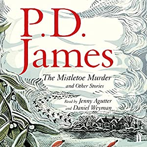 The Mistletoe Murder and Other Stories Audiobook