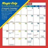 Calendar Ink, Rainbow Magic Grip Wall Calendar