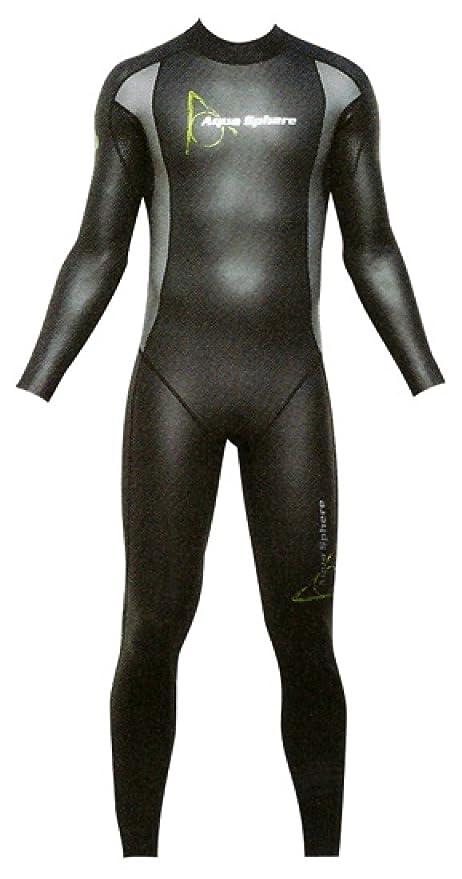 Amazon.com   Aqua Sphere Men s Winter Aqua Skinsuit   Dive Skins ... bd144f77f
