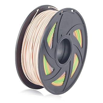 Filamento PLA para impresora 3D, filamento de impresión 3D, grado ...