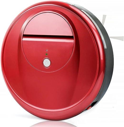 EVERTOP Robot Aspirador automático Robot de Limpieza de ...
