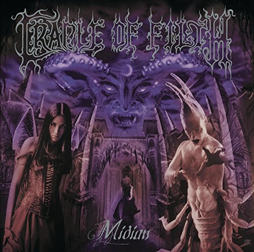 Top 8 recommendation cradle of filth midian cd for 2020
