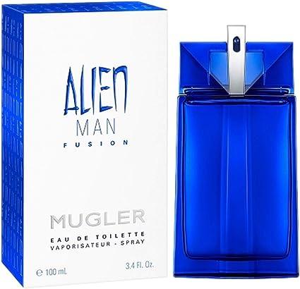 Mugler Alien Man Fusion Eau de toilette 100 ml: Amazon.es