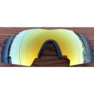 884e0fb35d Polarized Replacement lenses For Oakley M Frame Strike 24K Gold  MirrorShield-Polarized