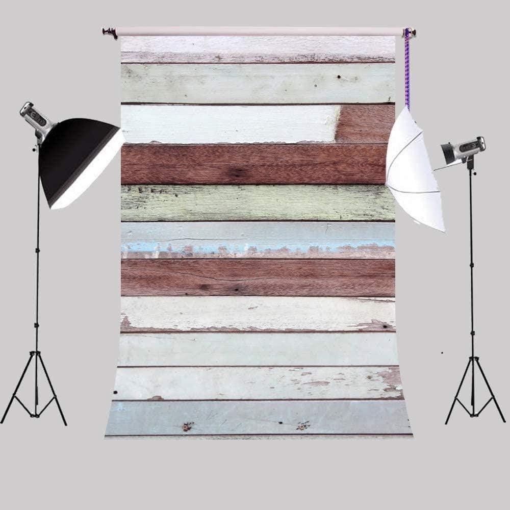 New Backdrop for Photography Deep Wood Children Newborn Portraits Photoshoot Booth Studio Photo Props 3x5ft xt-570-6x8ft/_XT-4284