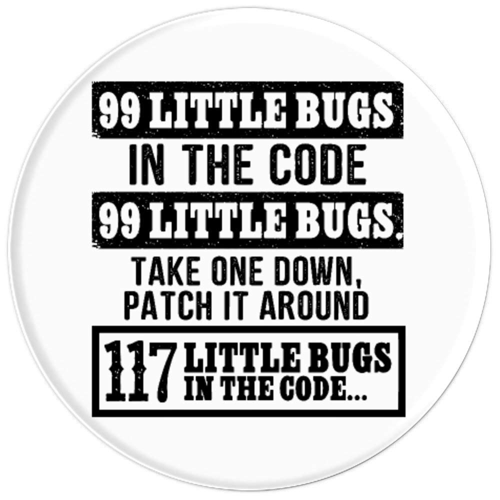 Amazon Funny Programmer 99 Little Bugs In The Code Christmas Gift