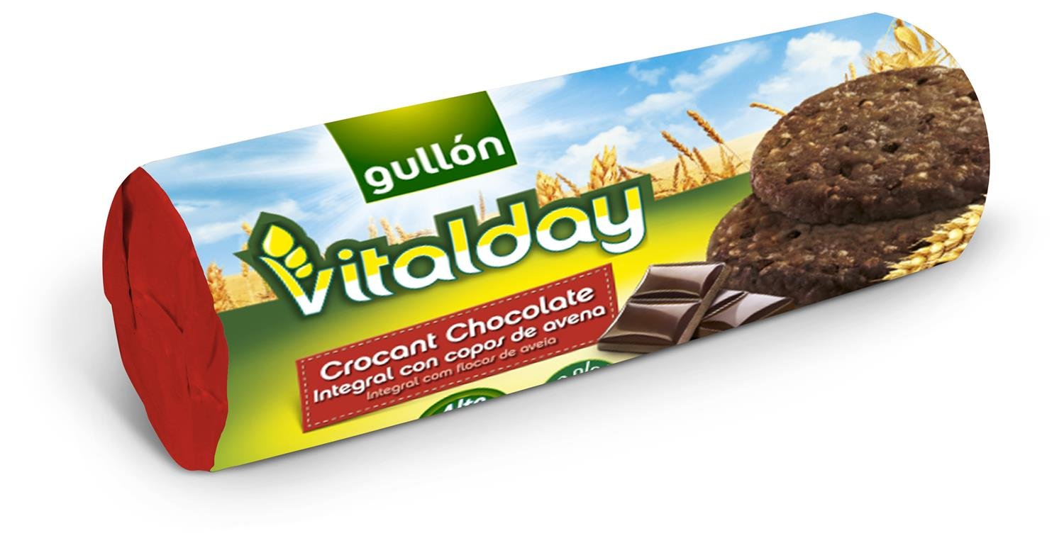 Gullón Vitalday Crocante Chocolate Galleta Desayuno y Merienda - 280 gr: Amazon.es: Amazon Pantry