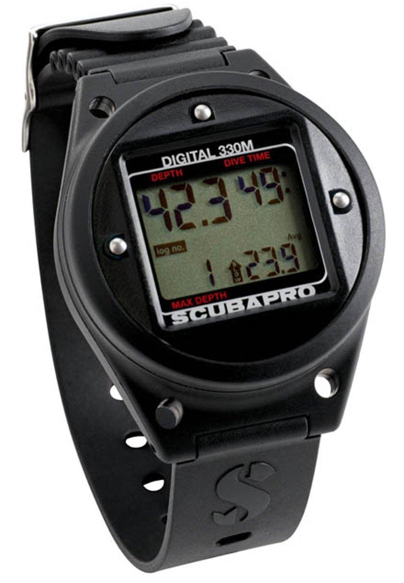 Digital 330m Depth Timer by UWATEC