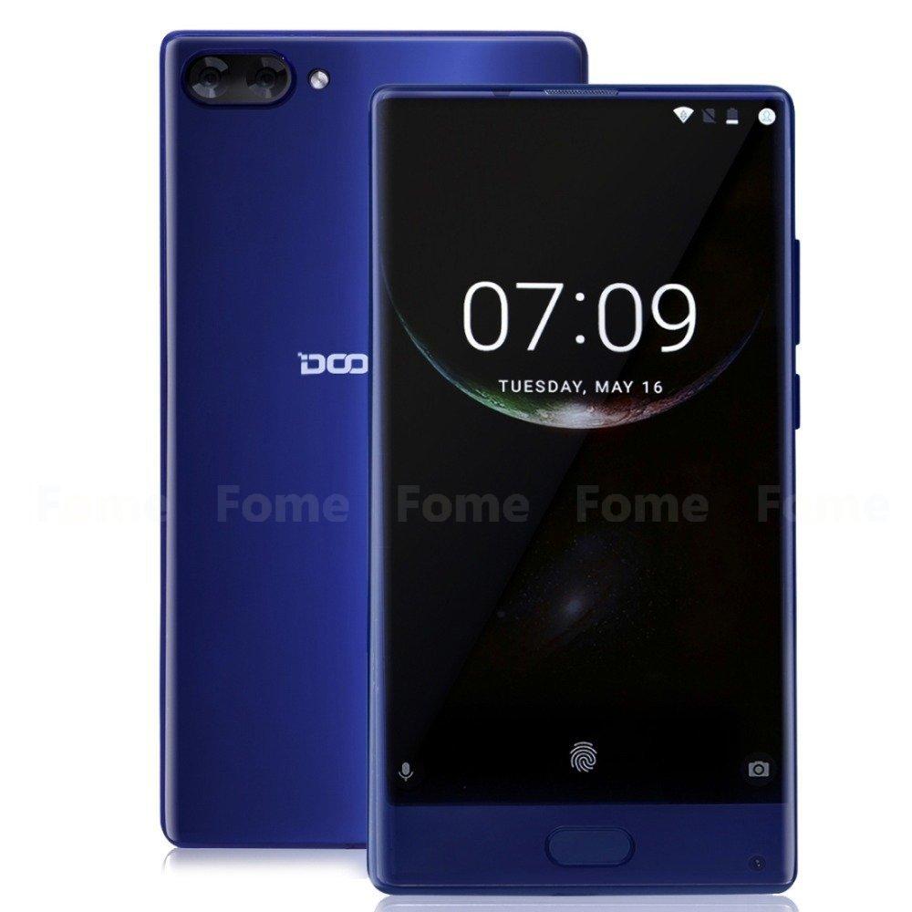 TALLA 4GB RAM. DOOGEE MIX SIM doble 4G - Smartphone 5.5