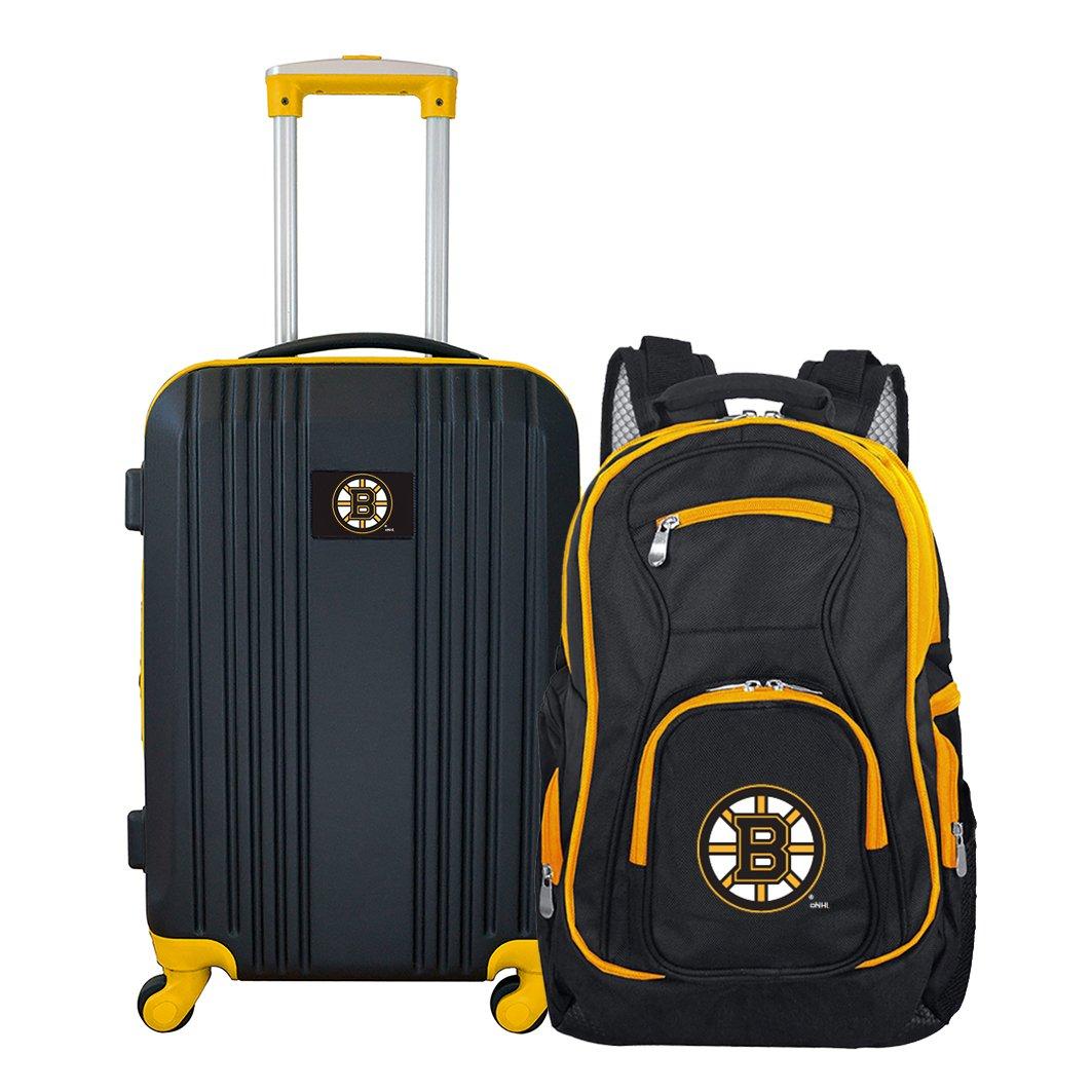NHL Boston Bruins 2-Piece Luggage Set