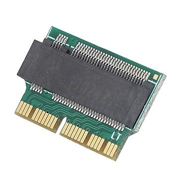 Tarjeta de Concierto Adaptador de Disco Duro a NVME SSD, Soporte ...