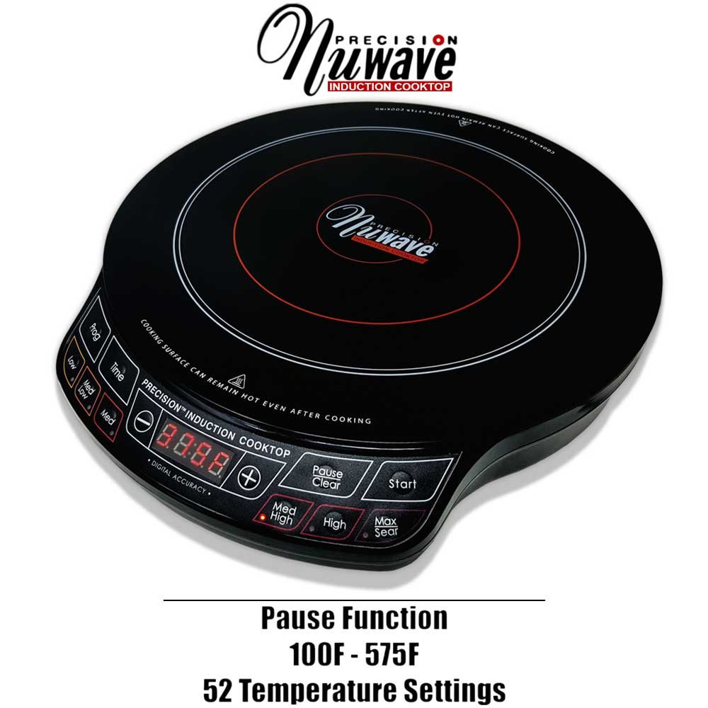 NuWave Precision Induction Cooktop 1300 Watts by NuWave PIC (Image #2)