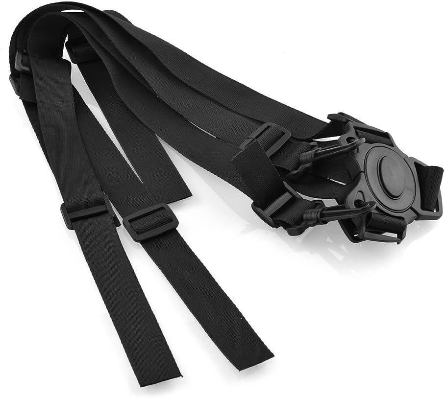 Itaar Cinturón de Seguridad para Cochecito de Bebé.Arnés de Seguridad.Ajustable con Cinco Puntos.