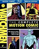 WATCHMEN-MOTION COMICS (BLU-RAY/12 EPISODES)