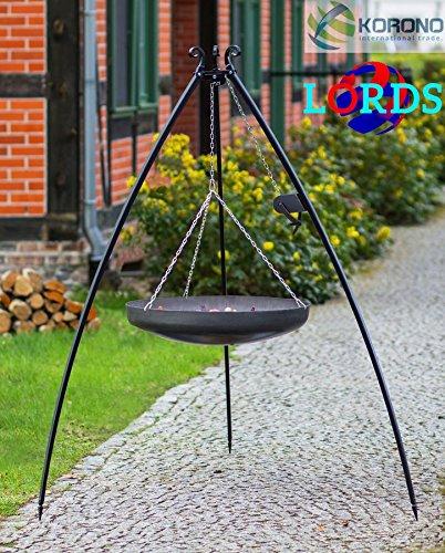 140Stahl schwarz 50cm Gitter auf Stativ Rod 5mm/Frame 20x 4mm hochwertige Qualität Handgefertigt, Hergestellt In Polen.