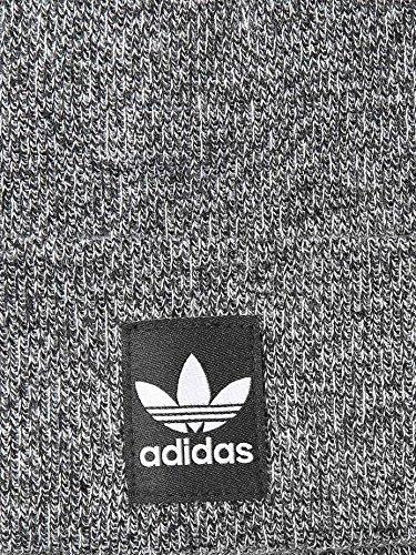 Gris Punto Adidas LOGO OSFL Gorros de BEANIE Hombre RIB qATqBwz0