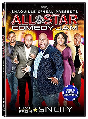 Shaquille O'Neal Presents All-Star Comedy Jam: Live From Sin City (City Of Sin Dvd)