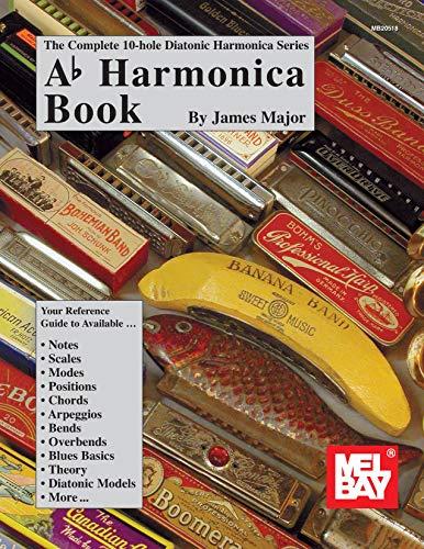 Complete 10-Hole Diatonic Harmonica Series