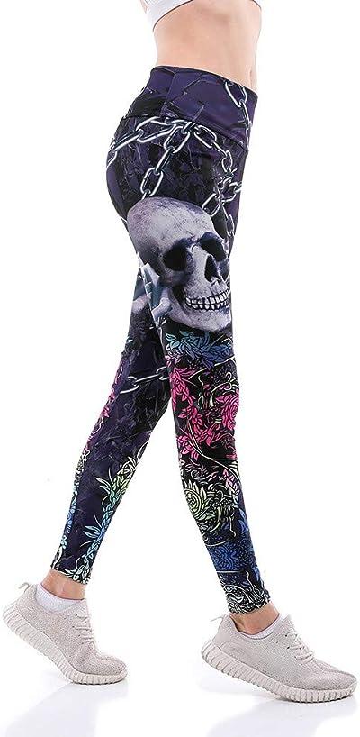legging tête de mort 3