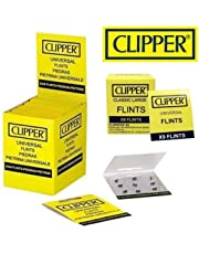 18 X Clipper Lighter Flints, Will Work In ALL Flint Lighters Including Zippo Lighters