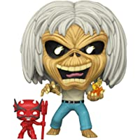 Funko Pop! Rocks Iron Maiden - The Number Of The Beast Eddie #145
