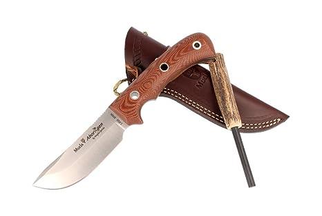 Electropolis Cuchillo de Caza Muela Aborigen ABORIGEN-12C ...