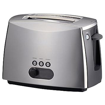 Toaster  Amazon.de: Gastroback 42404 Toaster, metallic